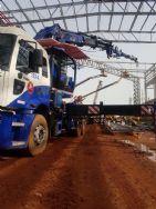 Senegal / Dakar - Terminal Yapımı